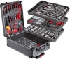 """Набор инструментов в чемодане, 188 предметов """"KomfortMax"""" KF-1062"""